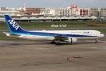 kan787allさんが、福岡空港で撮影した全日空 767-381/ERの航空フォト(写真)