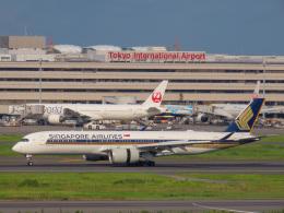 さんぜんさんが、羽田空港で撮影したシンガポール航空 A350-941XWBの航空フォト(写真)