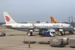 セブンさんが、関西国際空港で撮影した中国国際航空 A320-232の航空フォト(飛行機 写真・画像)