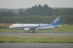 keitsamさんが、成田国際空港で撮影した全日空 A320-271Nの航空フォト(写真)