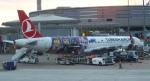 セブンさんが、パリ シャルル・ド・ゴール国際空港で撮影したターキッシュ・エアラインズ A321-231の航空フォト(飛行機 写真・画像)