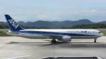coolinsjpさんが、広島空港で撮影した全日空 767-381/ERの航空フォト(写真)