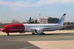 セブンさんが、パリ シャルル・ド・ゴール国際空港で撮影したノルウェー・エアシャトル・ロングホール 787-9の航空フォト(写真)