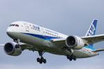 SGR RT 改さんが、成田国際空港で撮影した全日空 787-8 Dreamlinerの航空フォト(写真)