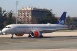 セブンさんが、パリ シャルル・ド・ゴール国際空港で撮影したスカンジナビア航空 A320-251Nの航空フォト(飛行機 写真・画像)