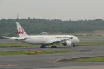 keitsamさんが、成田国際空港で撮影した日本航空 787-9の航空フォト(写真)
