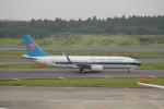 keitsamさんが、成田国際空港で撮影した中国南方航空 737-81Bの航空フォト(飛行機 写真・画像)