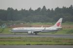 keitsamさんが、成田国際空港で撮影した中国国際航空 737-89Lの航空フォト(飛行機 写真・画像)