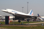 セブンさんが、パリ シャルル・ド・ゴール国際空港で撮影したエールフランス航空 Concorde 101の航空フォト(飛行機 写真・画像)