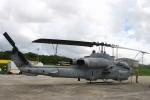 Mr.boneさんが、普天間飛行場で撮影したアメリカ海兵隊 AH-1W SuperCobraの航空フォト(写真)