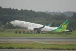 keitsamさんが、成田国際空港で撮影した春秋航空日本 737-8ALの航空フォト(飛行機 写真・画像)