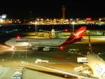 kiyohsさんが、羽田空港で撮影したカンタス航空 747-438の航空フォト(写真)