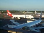 kiyohsさんが、成田国際空港で撮影したカンタス航空 747-438の航空フォト(飛行機 写真・画像)