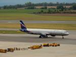 kiyohsさんが、ウィーン国際空港で撮影したアエロフロート・ロシア航空 A321-211の航空フォト(飛行機 写真・画像)