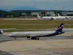kiyohsさんが、フランクフルト国際空港で撮影したアエロフロート・ロシア航空 A321-211の航空フォト(飛行機 写真・画像)