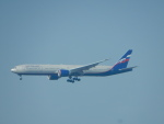 kiyohsさんが、上海浦東国際空港で撮影したアエロフロート・ロシア航空 777-3M0/ERの航空フォト(飛行機 写真・画像)