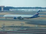 kiyohsさんが、成田国際空港で撮影したアエロフロート・ロシア航空 777-3M0/ERの航空フォト(飛行機 写真・画像)