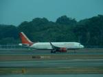 kiyohsさんが、シンガポール・チャンギ国際空港で撮影したエア・インディア A320-251Nの航空フォト(飛行機 写真・画像)
