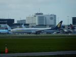 kiyohsさんが、アムステルダム・スキポール国際空港で撮影したジェットエアウェイズ 777-35R/ERの航空フォト(飛行機 写真・画像)