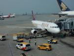 kiyohsさんが、香港国際空港で撮影したカンボジア・アンコール航空 A320-232の航空フォト(写真)