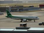 kiyohsさんが、フランクフルト国際空港で撮影したイラク航空 A320-214の航空フォト(飛行機 写真・画像)