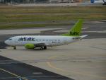kiyohsさんが、フランクフルト国際空港で撮影したエア・バルティック 737-53Sの航空フォト(飛行機 写真・画像)