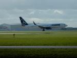 kiyohsさんが、アムステルダム・スキポール国際空港で撮影したタロム航空 737-82Rの航空フォト(飛行機 写真・画像)