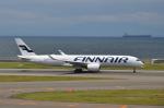 EC5Wさんが、中部国際空港で撮影したフィンエアー A350-941XWBの航空フォト(写真)
