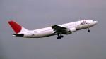 ハミングバードさんが、名古屋飛行場で撮影した日本航空 A300B4-622Rの航空フォト(写真)