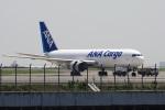 レドームさんが、羽田空港で撮影した全日空 767-381F/ERの航空フォト(写真)