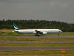 kiyohsさんが、成田国際空港で撮影したキャセイパシフィック航空 777-31Hの航空フォト(写真)