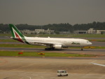 kiyohsさんが、成田国際空港で撮影したアリタリア航空 A330-202の航空フォト(飛行機 写真・画像)