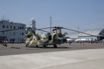 ANA744Foreverさんが、千歳基地で撮影した航空自衛隊 CH-47J/LRの航空フォト(写真)