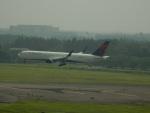 kiyohsさんが、成田国際空港で撮影したデルタ航空 767-332/ERの航空フォト(飛行機 写真・画像)
