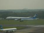 kiyohsさんが、成田国際空港で撮影した全日空 777-381/ERの航空フォト(飛行機 写真・画像)