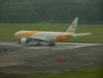 kiyohsさんが、成田国際空港で撮影したノックスクート 777-212/ERの航空フォト(写真)