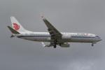 kuro2059さんが、那覇空港で撮影した中国国際航空 737-89Lの航空フォト(飛行機 写真・画像)