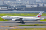 SGR RT 改さんが、羽田空港で撮影した日本航空 777-289の航空フォト(写真)