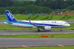 PASSENGERさんが、成田国際空港で撮影した全日空 A320-271Nの航空フォト(写真)
