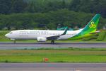 PASSENGERさんが、成田国際空港で撮影した春秋航空日本 737-8ALの航空フォト(写真)