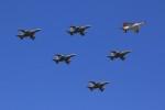 メンチカツさんが、入間飛行場で撮影した航空自衛隊 T-4の航空フォト(写真)
