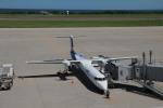 tokotokoさんが、新潟空港で撮影したANAウイングス DHC-8-402Q Dash 8の航空フォト(写真)