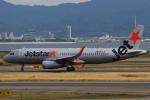 セブンさんが、関西国際空港で撮影したジェットスター・ジャパン A320-232の航空フォト(飛行機 写真・画像)