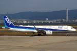 セブンさんが、関西国際空港で撮影した全日空 A321-272Nの航空フォト(写真)