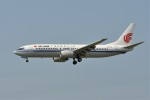kumagorouさんが、仙台空港で撮影した中国国際航空 737-8Q8の航空フォト(写真)