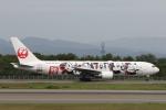 wingace752さんが、青森空港で撮影した日本航空 767-346/ERの航空フォト(写真)