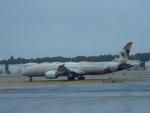 kiyohsさんが、成田国際空港で撮影したエティハド航空 787-9の航空フォト(写真)