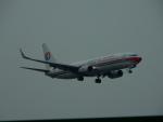 kiyohsさんが、上海虹橋国際空港で撮影した中国東方航空 737-89Pの航空フォト(飛行機 写真・画像)
