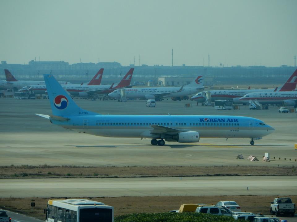 kiyohsさんの大韓航空 Boeing 737-900 (HL7728) 航空フォト