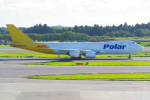 PASSENGERさんが、成田国際空港で撮影したポーラーエアカーゴ 747-87UF/SCDの航空フォト(写真)